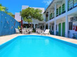 Pousada Rio do Prado, guest house in Porto Seguro