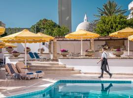 Mitsis Petit Palais Beach Hotel, hotel in Rhodes Town