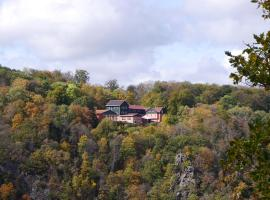 Akzent Berghotel Rosstrappe, отель в Тале