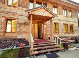 Отель Люкс, hotel in Bratsk