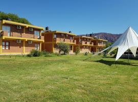 Hotel el portal de la laguna, hotel en Vinchina