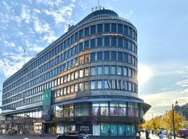 Original Sokos Hotel Vaakuna Helsinki, отель в Хельсинки