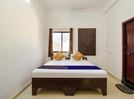 Hotel Galaxy Inn-Roof Top Restaurant, hotel in Pushkar