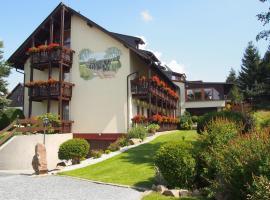 Hotel Berglandstübel, Hotel in der Nähe von: Hohe Reuth Ski Lift, Hammerbrücke