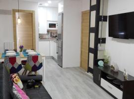 CHECK-IN 24H NUEVO Único WIFI FAMILIAR Centro 3, apartment in Zaragoza