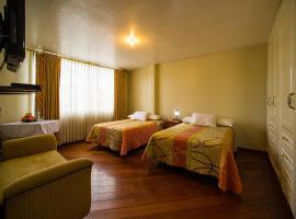 Hotel Mashany, hotel in Riobamba