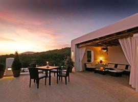 Hotel Rural & Spa Can Curreu, hotel near Las Dalias Hippy Market, Sant Carles de Peralta