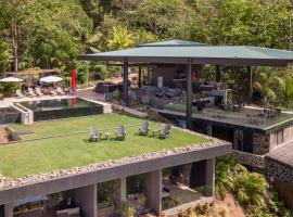 Rancho Pacifico - Boutique Hotel for Adults, hotel in Uvita