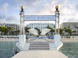 Hotel Martinez - in the Unbound Collection by Hyatt, hotel in Cannes