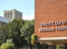 Mercure Winchester Wessex Hotel, hotel in Winchester