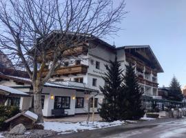Landhotel Denggerhof, отель в Майрхофене
