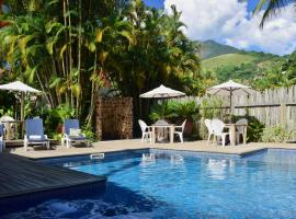 Ilha Deck Hotel, hotel near Tres Tombos Waterfall, Ilhabela