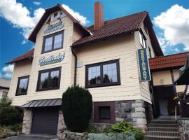 Hotel Forellenhof, Hotel in der Nähe von: Ottilienbad, Suhl