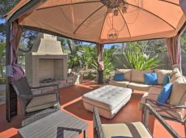 Beachy Palm Harbor Escape with Swim Spa and Gazebo!, holiday home in Palm Harbor