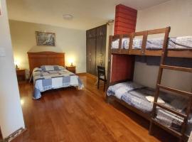 Global Family Backpackers Hostel, hotel near La Pampilla Beach, Lima