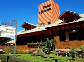 Pousada da Baronesa, hotel in Nova Petrópolis