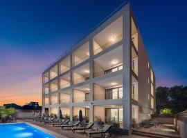 Ellure Luxury Suites, luxury hotel in Split