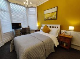 Bradburys of Blackpool, hotel near Marton Mere Local Nature Reserve, Blackpool