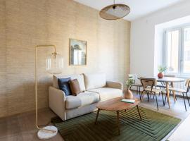 Sonder — Vatican Ottaviano, serviced apartment in Rome