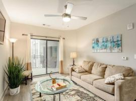 Luxury Apartment in the Heart of Atlanta, vacation rental in Atlanta