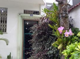Apto 1 quarto em Botafogo, hotel v destinaci Rio de Janeiro