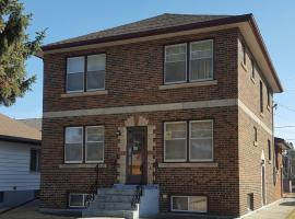 Comfortable, Private, 2 Bedroom Apartment., hotel near Thunder Bay International Airport - YQT,