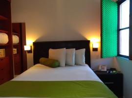 Suites La Concordia, hotel en Puebla