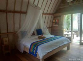 Star Bar and Bungalows, hotel in Gili Air