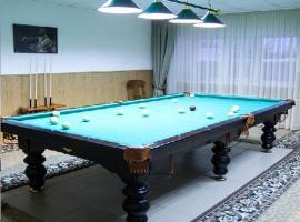 Гостиница Заречная, отель в Томске