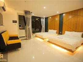 Cen Hotel, hotel in Vung Tau