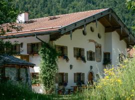 Hotel-Gasthof Mauthäusl, Hotel in Weißbach