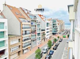 Prachtig, zonnig appartement op 200 van het strand, apartment in Knokke-Heist
