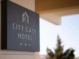 City Gate Hotel Airport Thessaloniki, hotel in Thessaloniki
