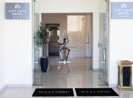 City Gate Hotel Airport Thessaloniki, отель в Салониках