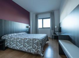 Hotel Abades Via Norte, hotel in Miranda de Ebro