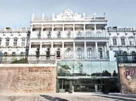 Palais Coburg Hotel Residenz, hotel ve Vídni