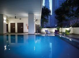 Crown Regency Serviced Suites, serviced apartment in Kuala Lumpur