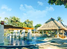 Rama Beach Resort and Villas, boutique hotel in Kuta