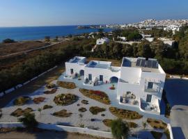Crystal Mare Suites, hôtel à Naxos Chora