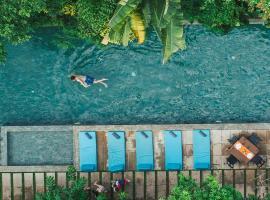eOcambo Residence, hôtel à Siem Reap