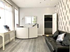Stalbridge Guest House, hotel in Liverpool