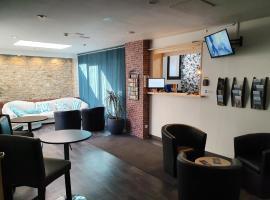 Les Pelouses, hotel near Le Touquet Airport - LTQ,