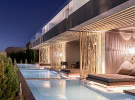 Elysium Boutique Hotel & Spa (Adults Only), hotel in Hersonissos