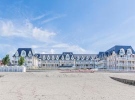 Pierre & Vacances Premium Résidence de la Plage, hotel in Le Crotoy