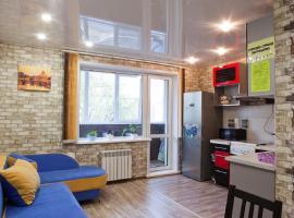 Aпартаменты ЛЮКС класса, hotel in Berdsk