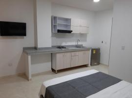 Apartahotel Plaza de ángel 74, apartment in Barranquilla
