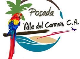 Posada Villa del Carmen, hôtel  près de: Aéroport international Simón Bolívar - CCS