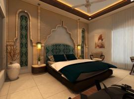 Hotel Brij Residency, hotel in Latur