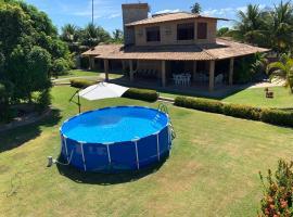 Casarão na praia pra relaxar, holiday home in Maceió