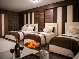 Acktion Deluxe, hotel in Shumen